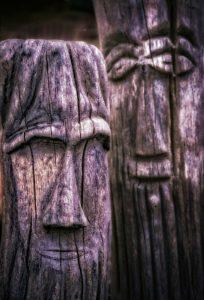 славянский идол
